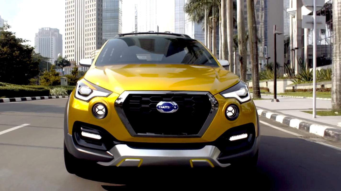 Datsun Unveils Go-Cross Concept, Could Inspire a Family of ...