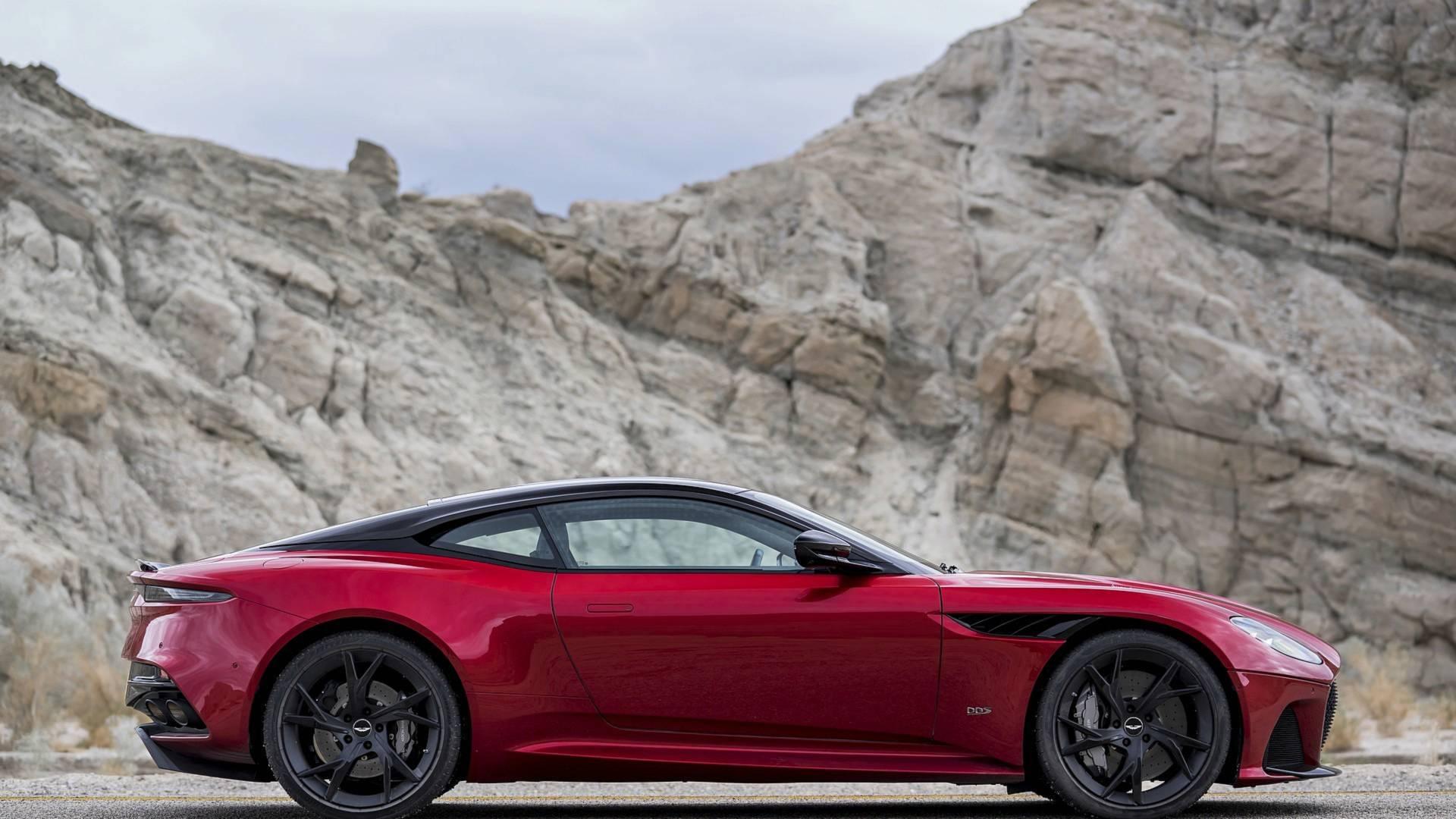 Aston Martin Joins The Super Gt Club With The New Dbs Superleggera