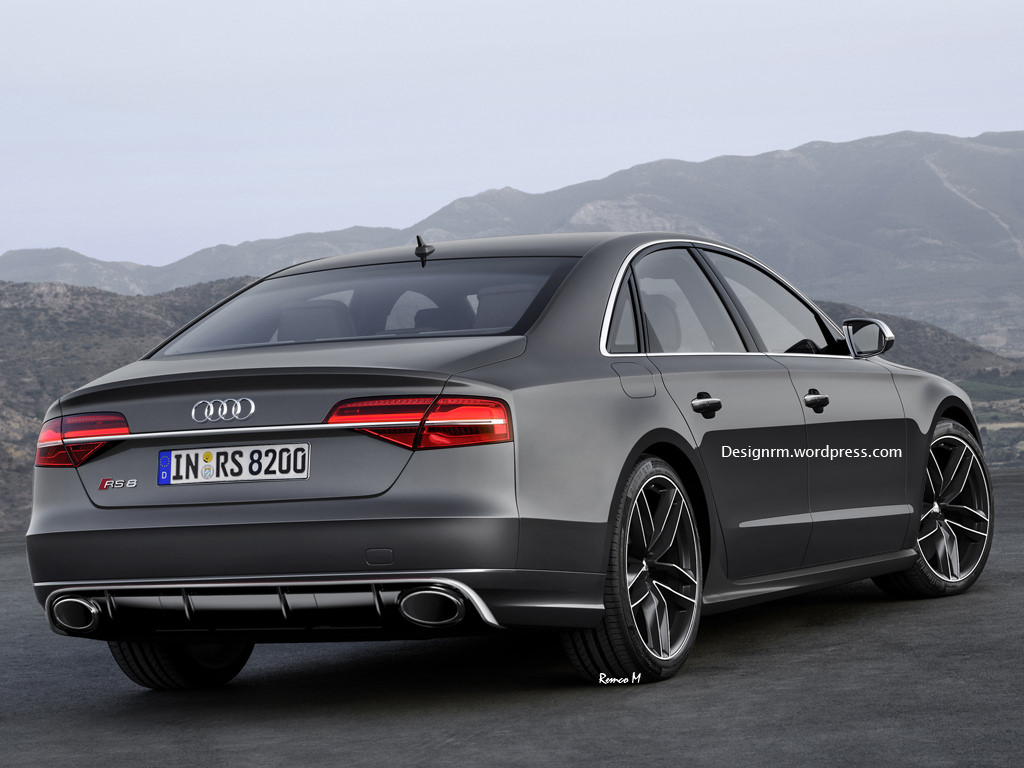 dear audi it 39 s time to make an rs8 autoevolution. Black Bedroom Furniture Sets. Home Design Ideas