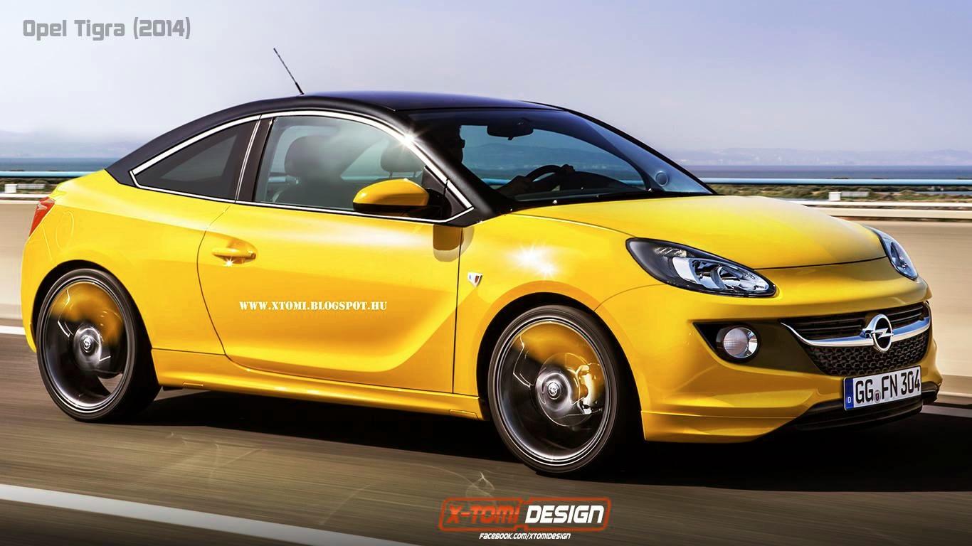 Dear Opel Please Build This Tigra Coupe Autoevolution