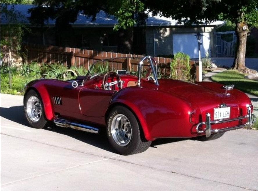 Decent Shelby Cobra Replica For Sale On Ebay Autoevolution
