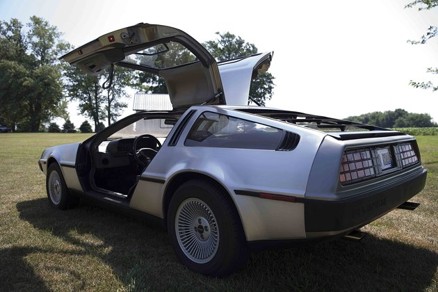 Delorean Afficionado Makes Monster Truck Limo And