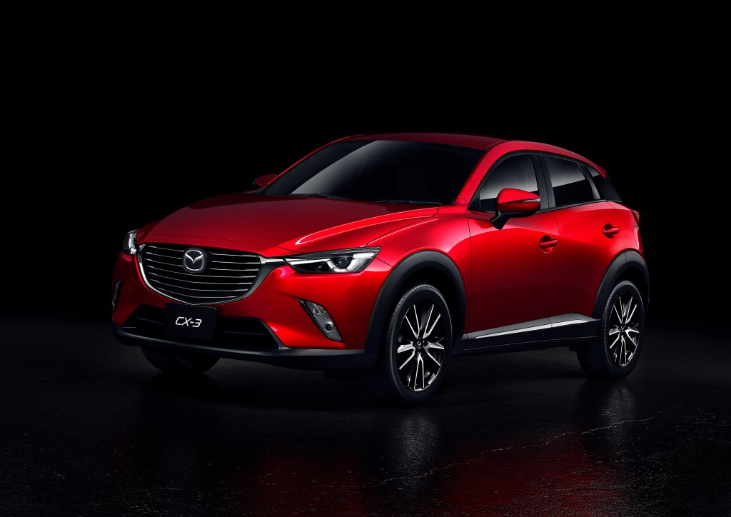 rising demand for suvs prompts mazda to ramp up production autoevolution. Black Bedroom Furniture Sets. Home Design Ideas