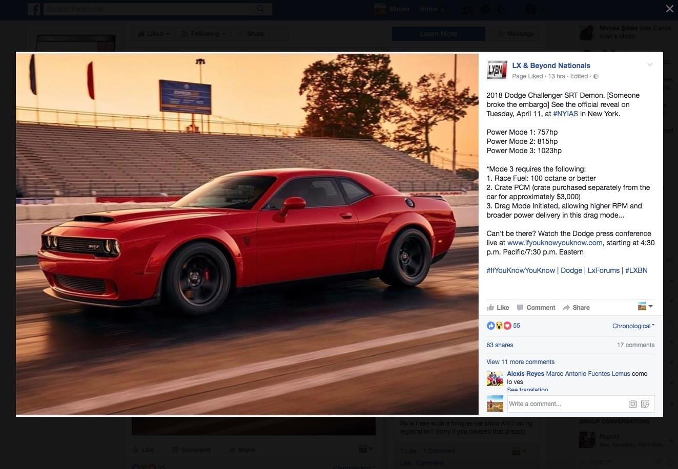 Dodge Challenger Restyling (2015) 29