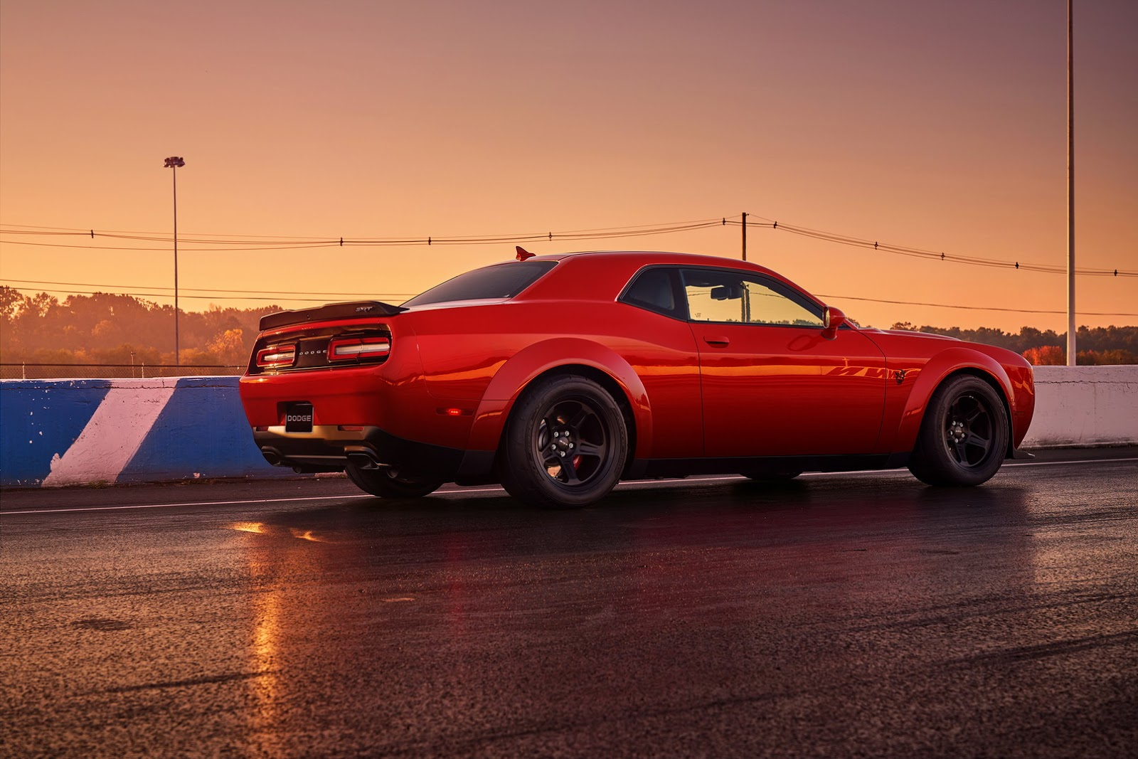 Dodge Viper Used >> 2018 Dodge Challenger SRT Demon to Debut at 2017 New York Auto Show - autoevolution