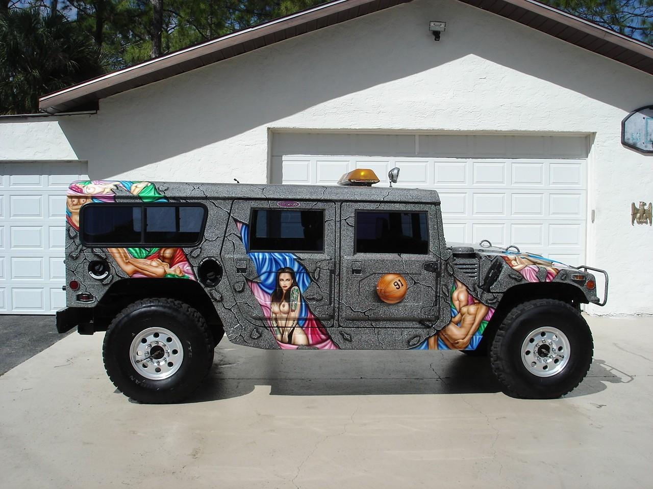 Cars For Sale Sacramento >> Dennis Rodman's Hummer H1 Is Up For Sale, But Will Kim Jong-un Buy it? - autoevolution