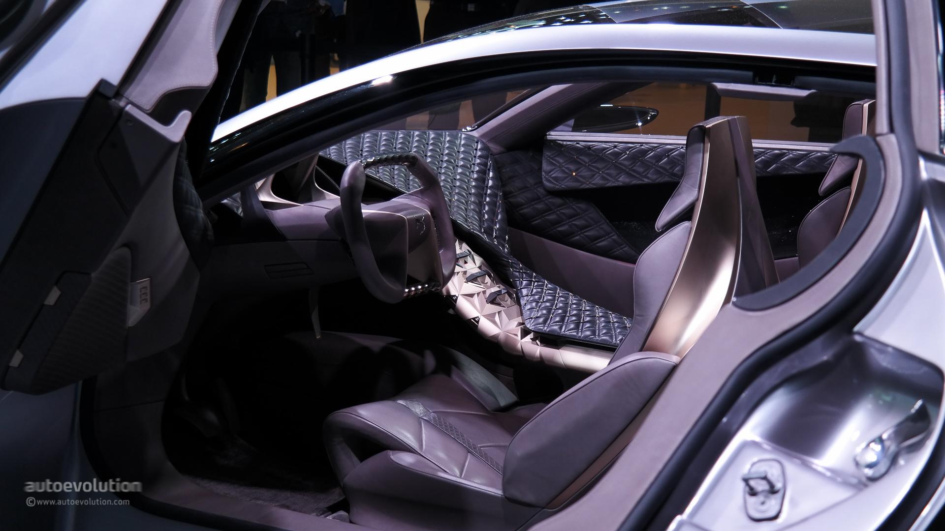 Design Unleashed Citroen Divine Ds Concept Premiers At