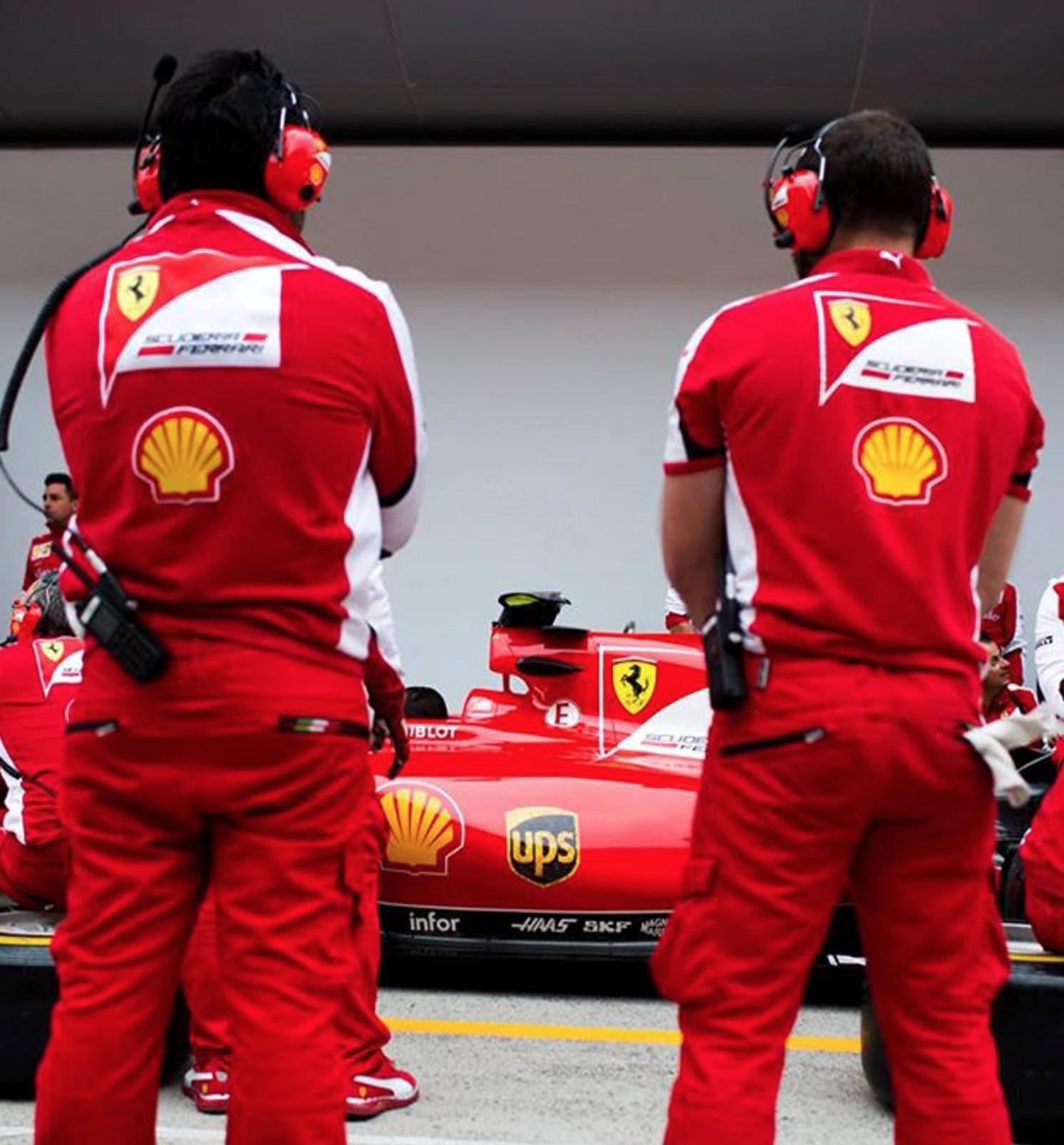 UPDATE: Dickbutt Meme In UPS Logo Put On Ferrari F1 Car