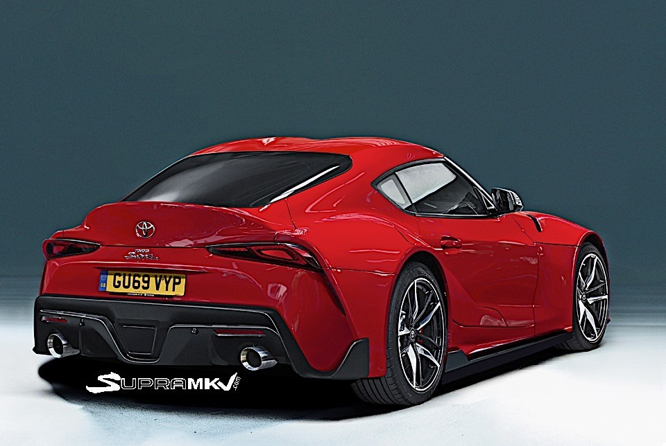 Did The 2020 Toyota Supra Just Break Cover In Online Leak Autoevolution