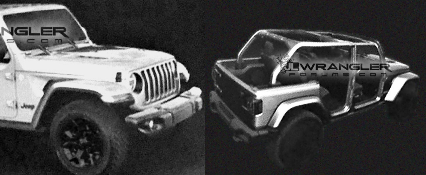Diesel Powered Jeep Wrangler Jl Is Go For 2019my Two