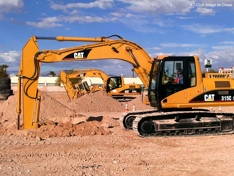 You Can Play With Bulldozers And Excavators In Dig This