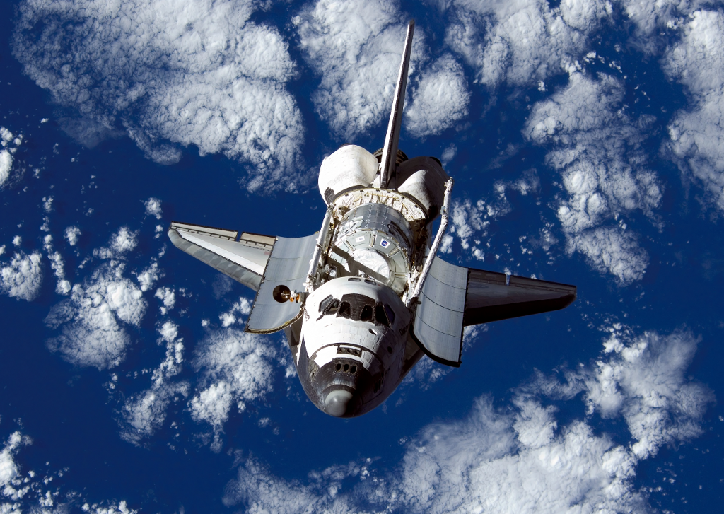 Discovery - First Space Shuttle to End a Career ...