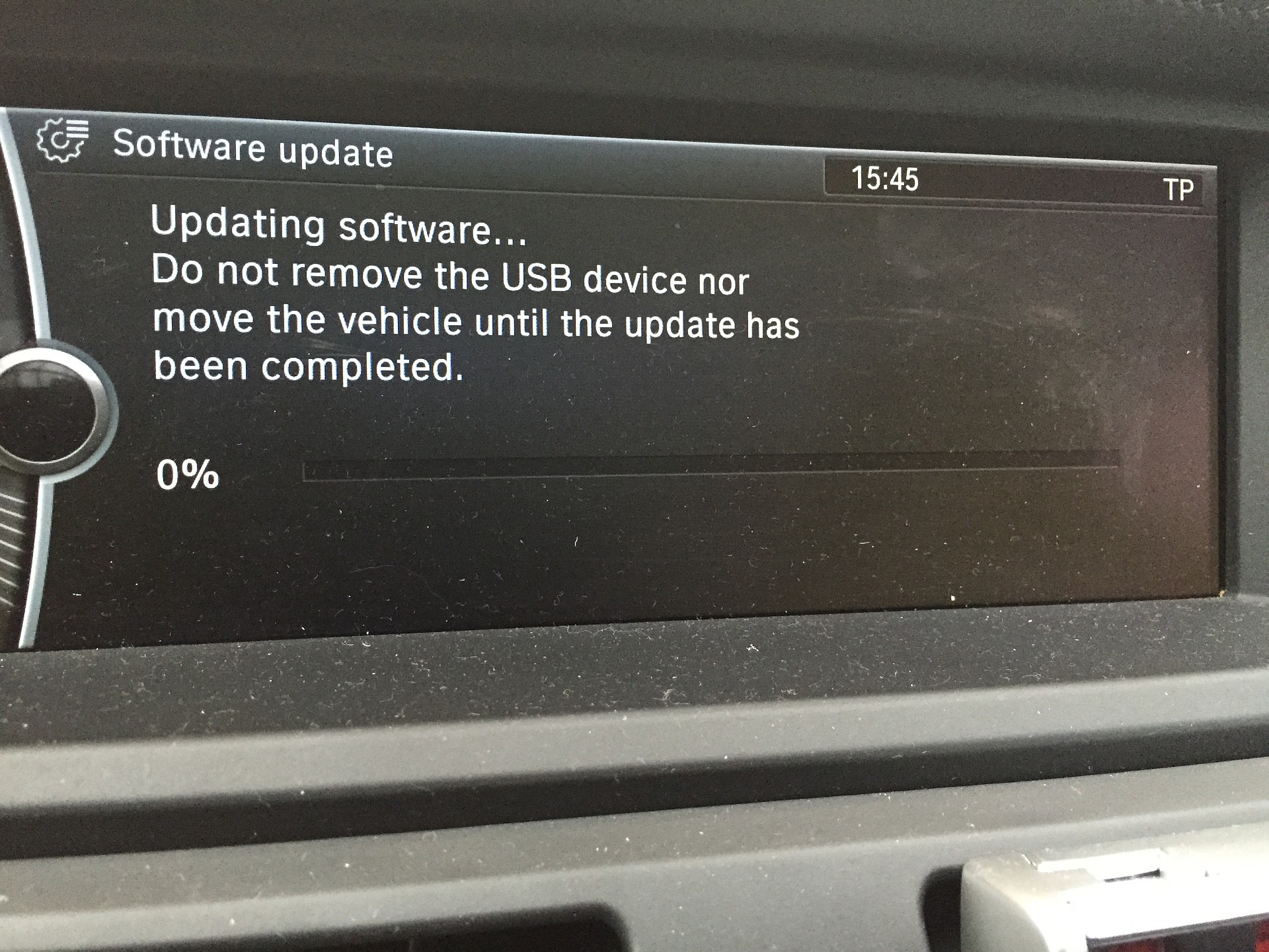 Bmw Software Update >> Diy How To Update Your Bmw Idrive System To The Newest Version