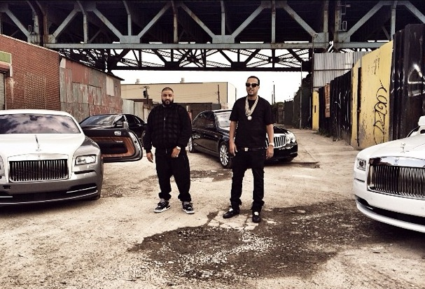 Dj Khaled S New Video Will Have Maybach Wraith And