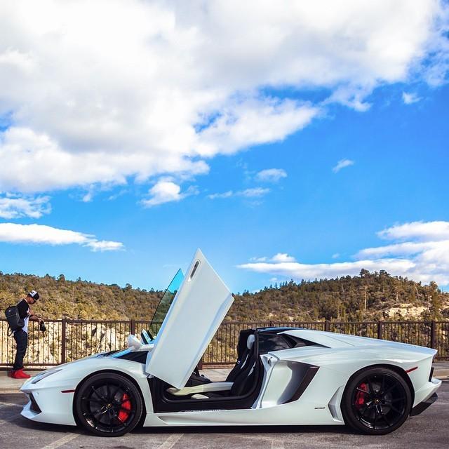 Dj Pauly D S New Lamborghini Used To Be Dan Bilzerian S