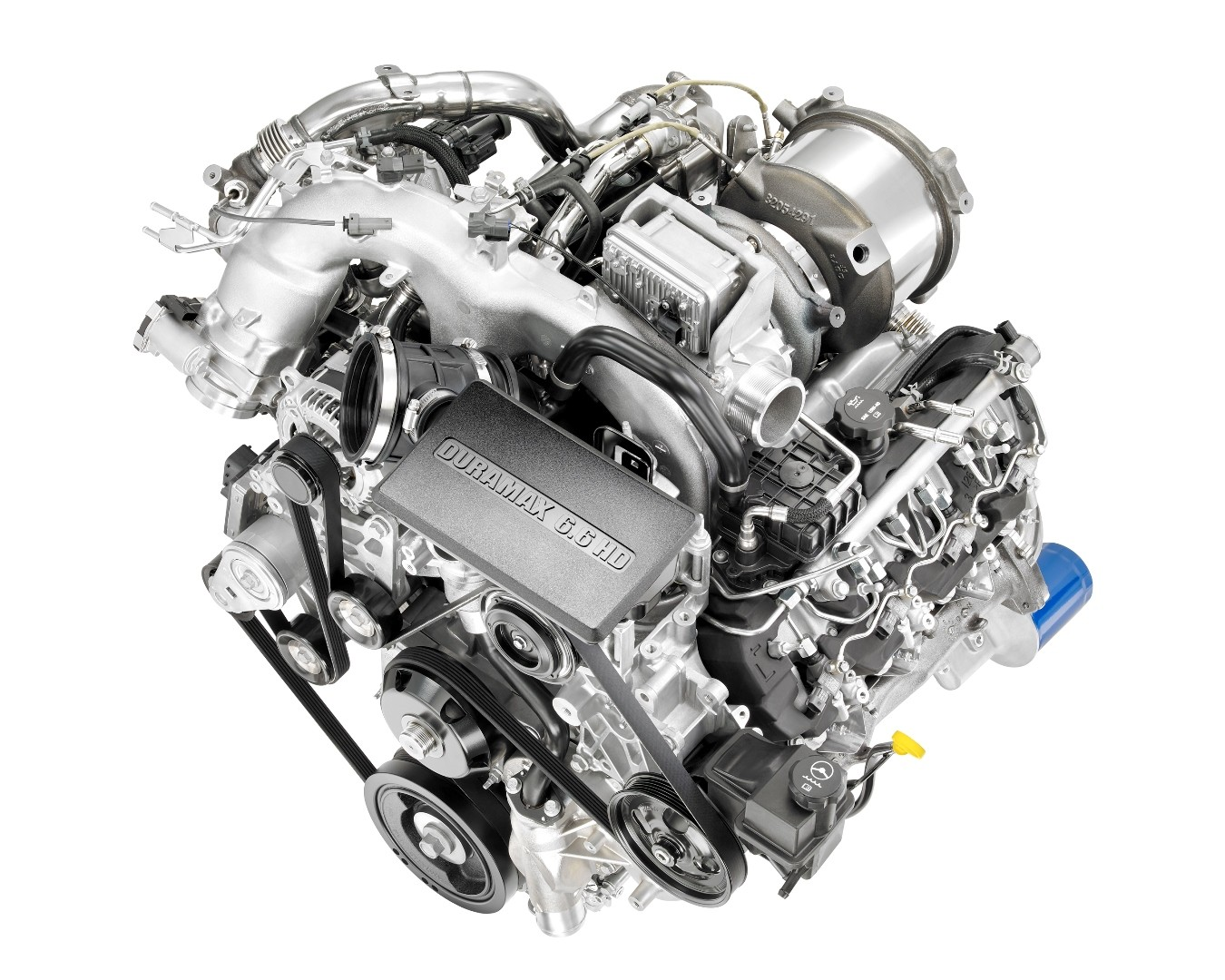DMAX Produces The Two Millionth Duramax 6.6L V8 Turbo ...