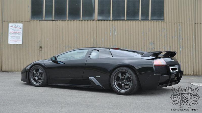 Dmc Lp700 M Gt Lamborghini Murcielago Tuning Autoevolution