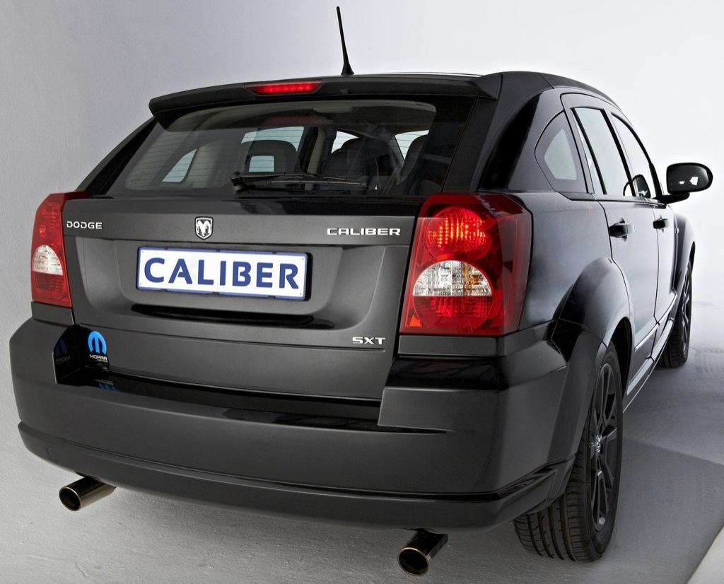 Dodge Caliber Mopar Edition Debuts In South Africa Autoevolution