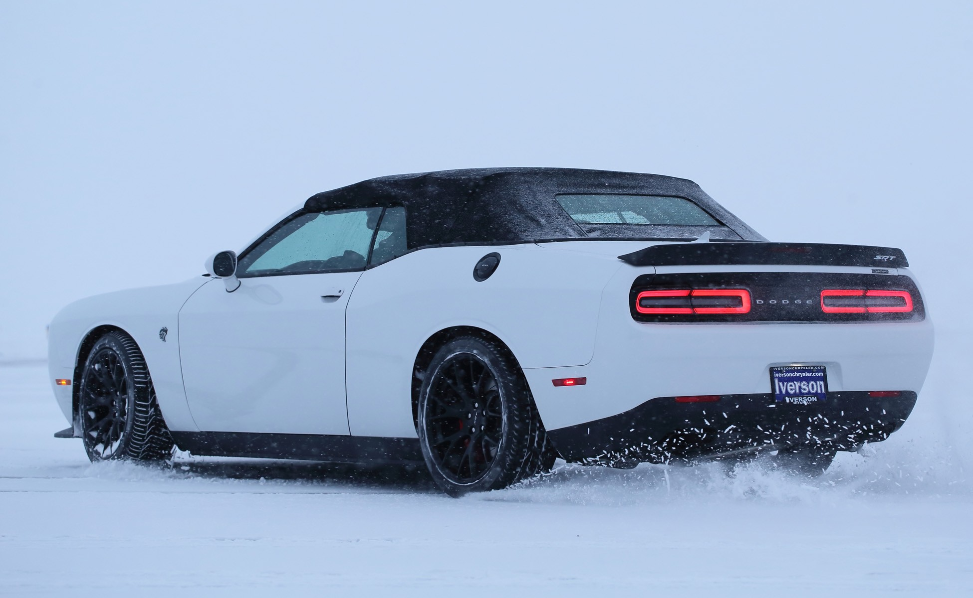 update challenger hellcat convertible costs twice the. Black Bedroom Furniture Sets. Home Design Ideas