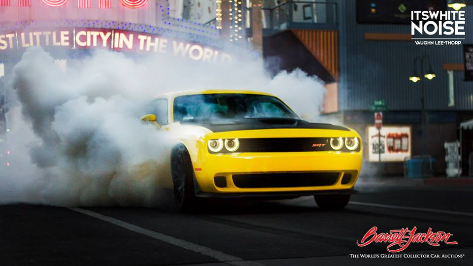 2015 Dodge Challenger SRT Hellcat Shows The Meaning Of A