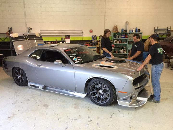 Challenger Scat Pack >> 2015 Dodge Challenger Rapture Show Car Coming to SEMA - autoevolution