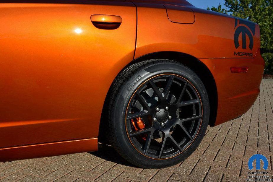 Dodge Charger Juiced Concept Gets SRT Viper V10 Courtesy ...