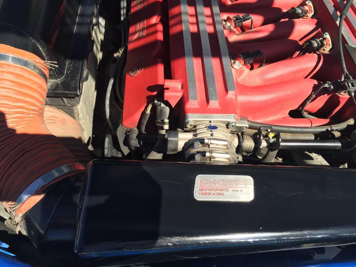 Dodge Dakota W Viper V on Silver Dodge Dakota