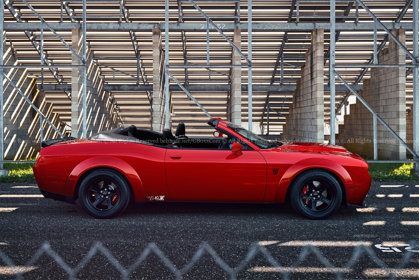 2018 dodge barracuda convertible. interesting 2018 2018 dodge demon convertible rendering  on dodge barracuda