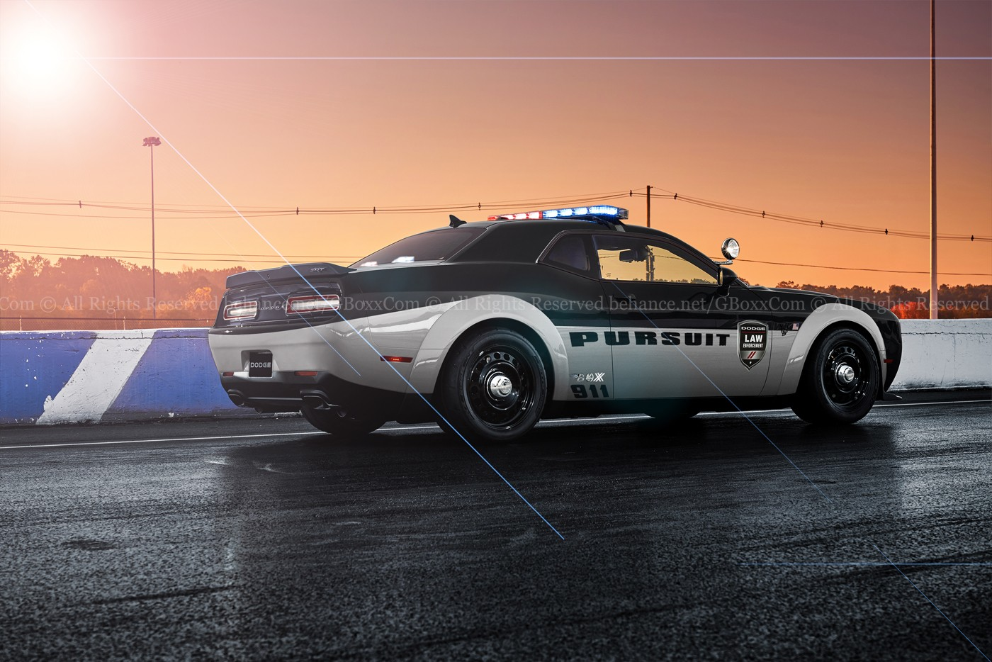 2018 dodge barracuda convertible. brilliant 2018 2018 dodge demon police car rendering convertible intended dodge barracuda