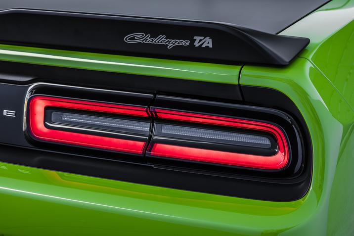Dodge Introduces Challenger T/A and Charger Daytona for MY ...