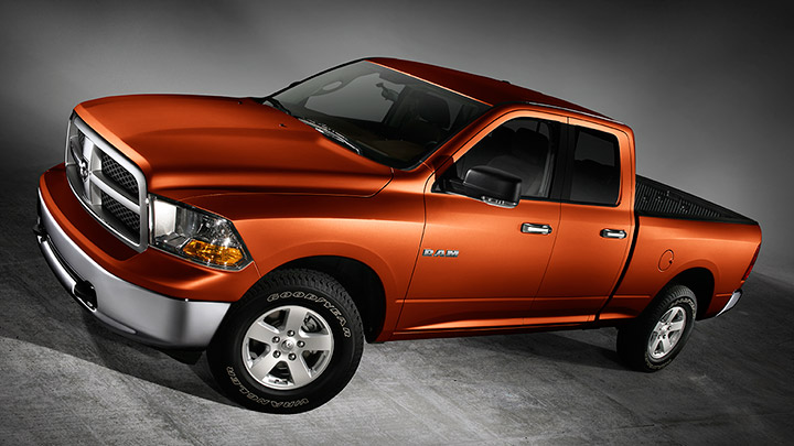 Dodge Ram – Best New Pickup in Canada - autoevolution