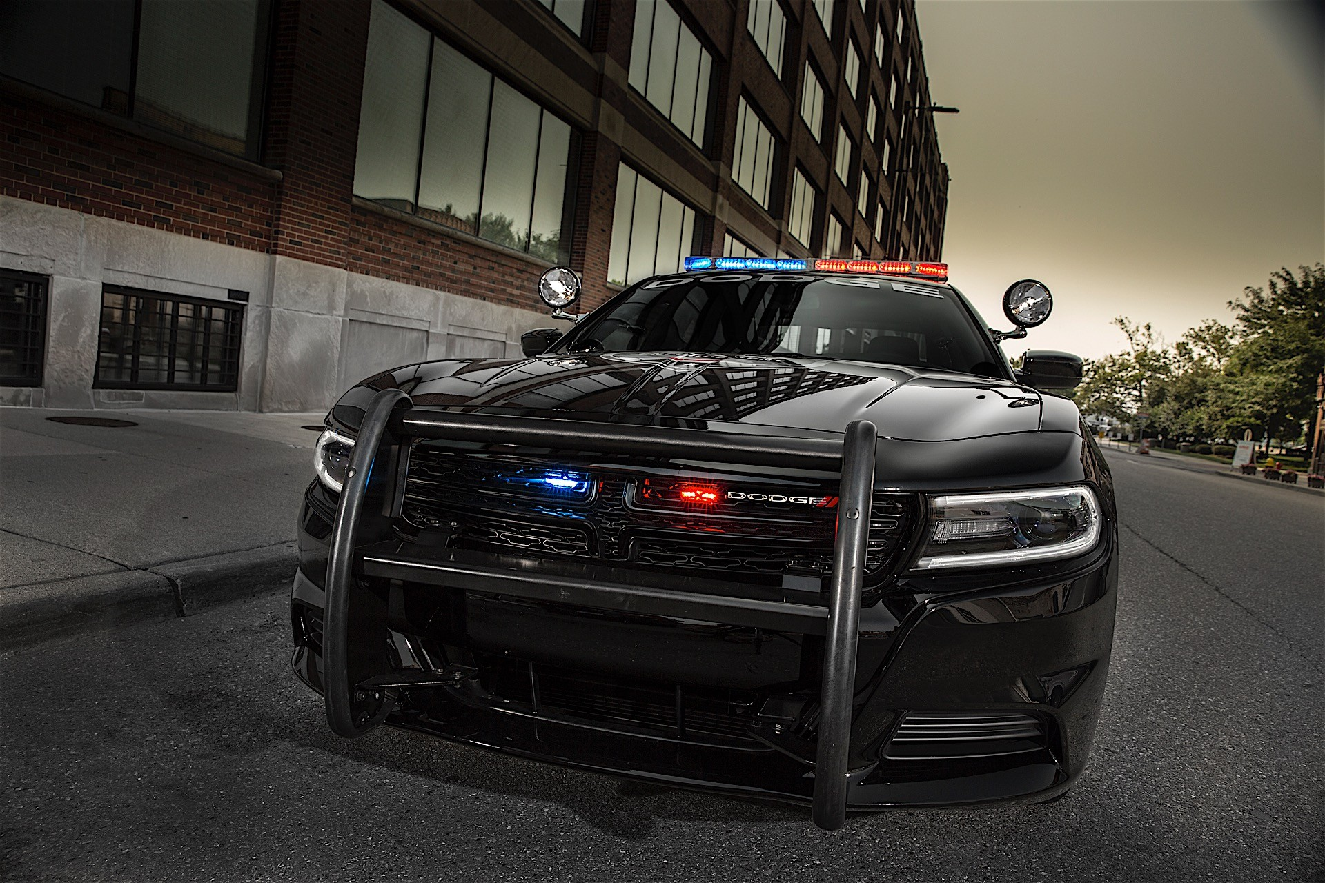 Dodge Charger 2016 >> Dodge Updates 2017 Charger Pursuit With Complimentary Officer Protection Package - autoevolution
