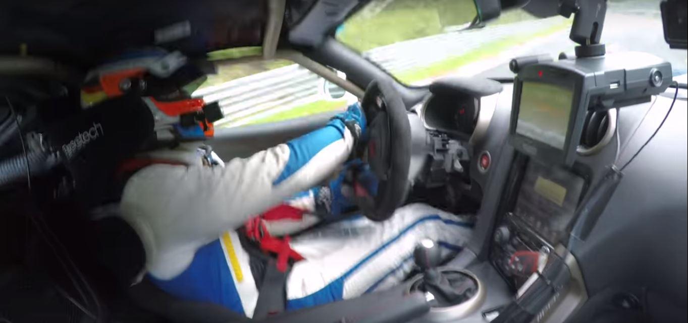 Dodge Viper 7:01 Nurburgring Record Explained, In-Car Crash Video ...