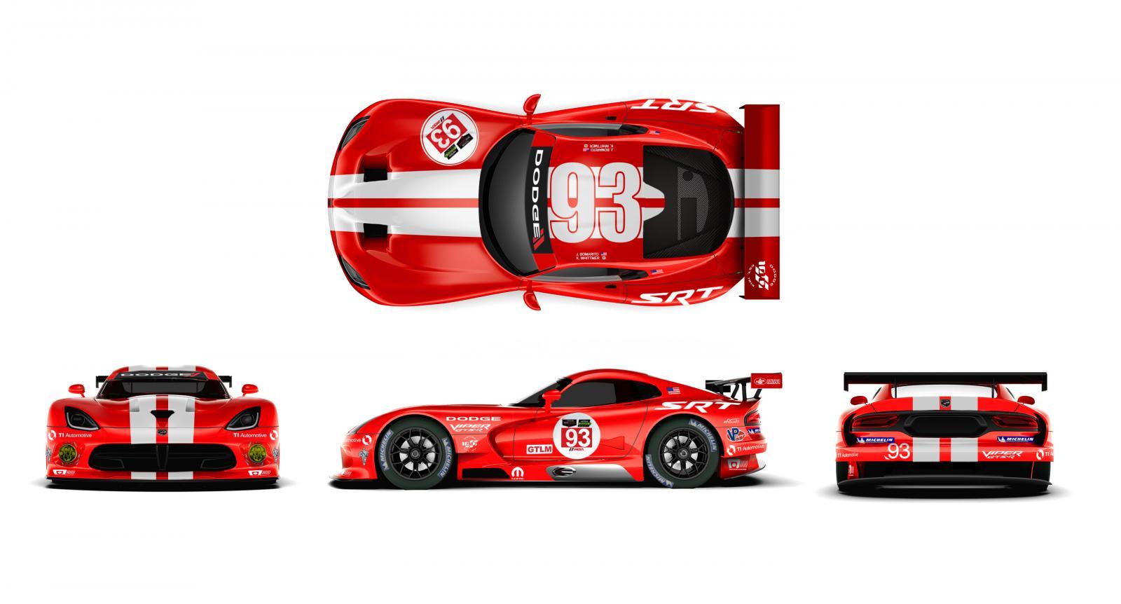 Dodge Viper Srt Gts R Unveiled Autoevolution