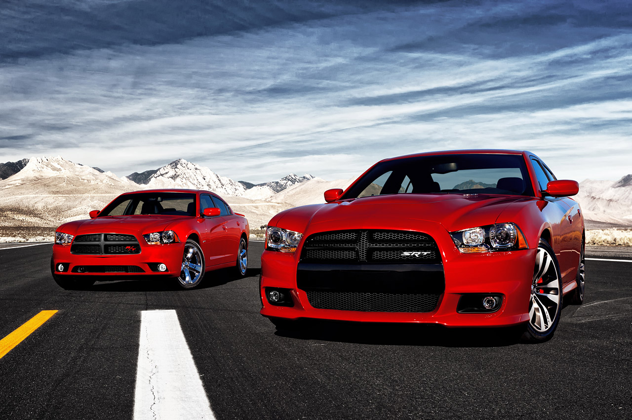 Dodge Drops Stunning 2012 Charger Srt8 Autoevolution