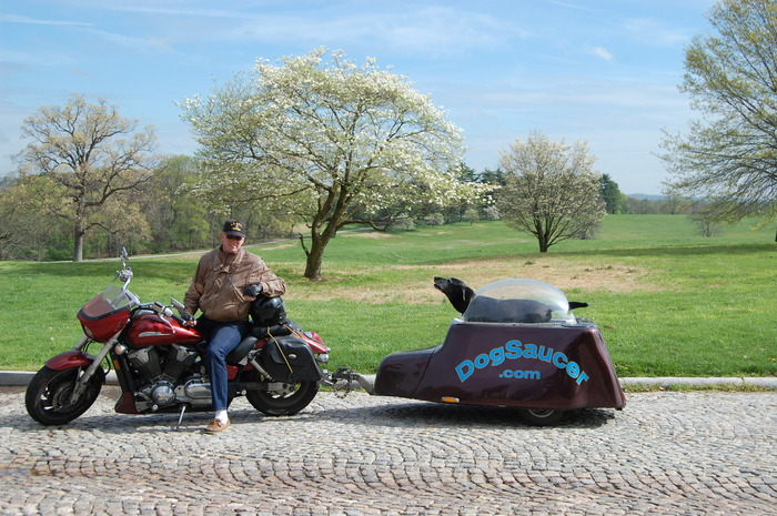 Dog Saucer Motorcycle Trailer Seems Fun Autoevolution