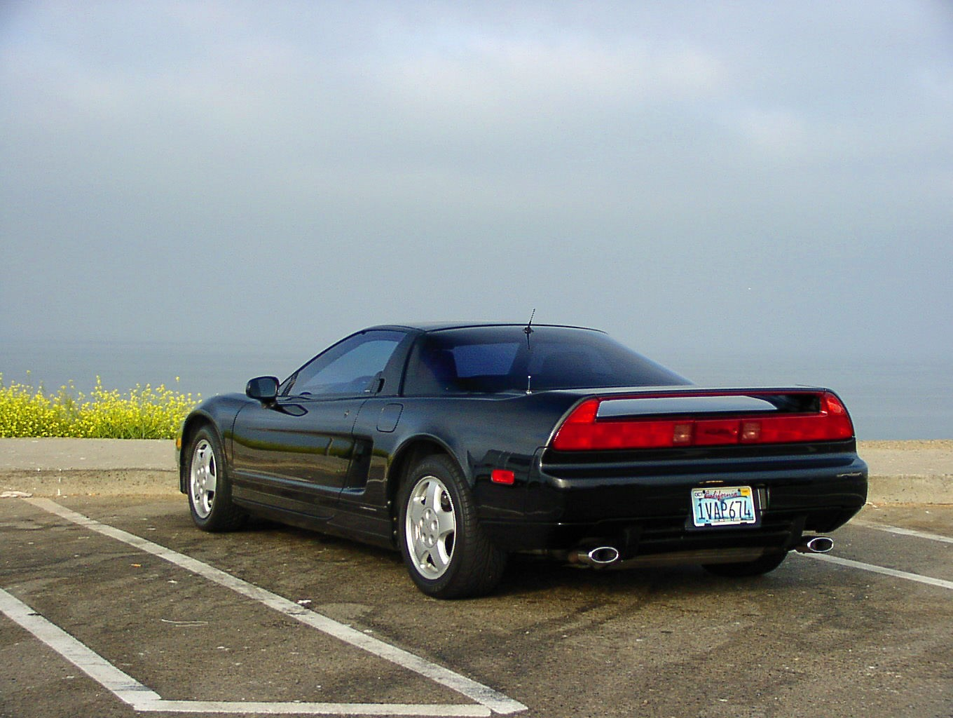 Donald Trump Bought this 1991 Honda Acura NSX for His Ex ...