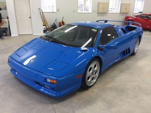 Donald Trump's Lamborghini Diablo Sells For $460,000 On eBay ... on lamborgini diablo, 1991 lamborghini countach, 1991 lamborghini lm002, 1991 lamborghini murcielago, 1991 lamborghini trucks, 1991 lamborghini jalpa,