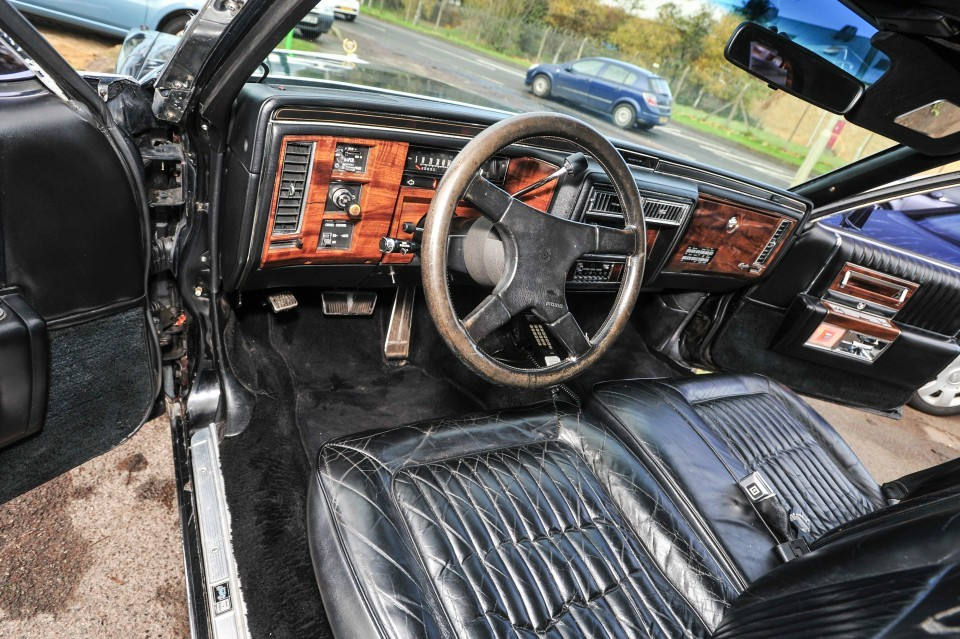 Donald Trump\'s Old Cadillac Limousine For Sale At GBP 50,000 ...