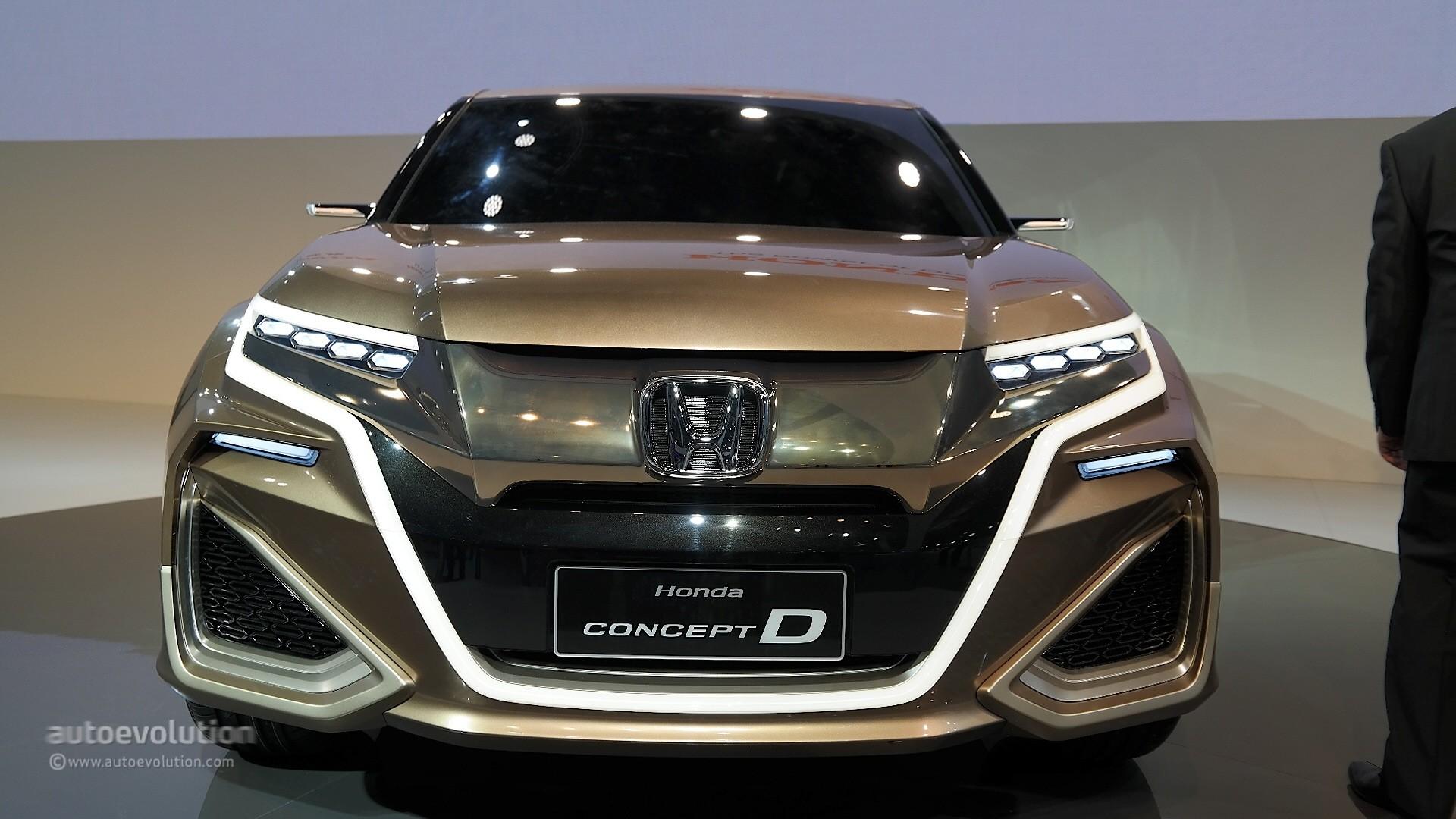концепт кары от хонда