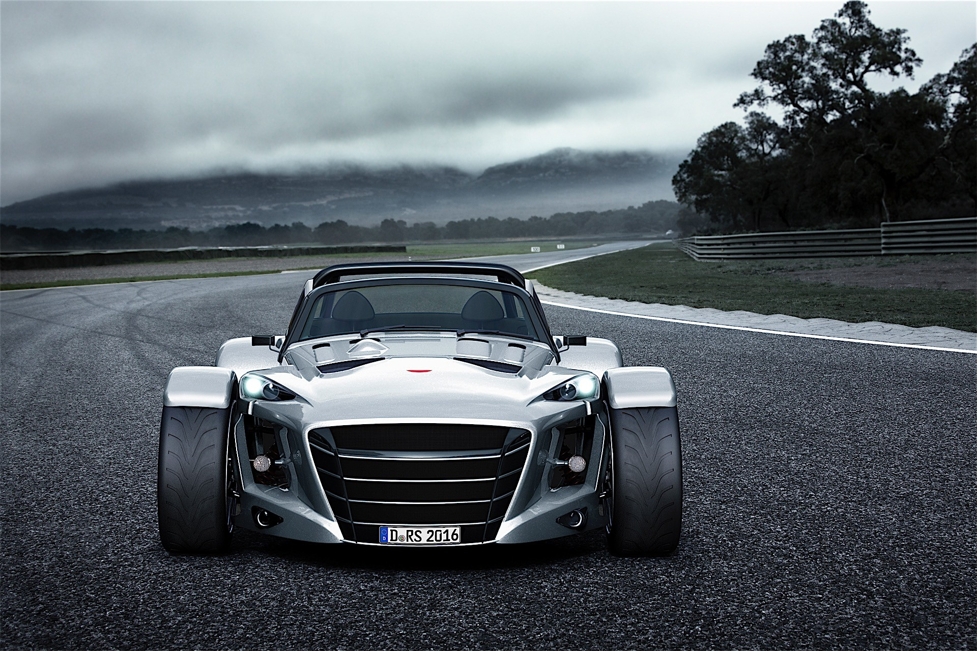 donkervoort unveils d8 gto rs half of production is already reserved autoevolution. Black Bedroom Furniture Sets. Home Design Ideas
