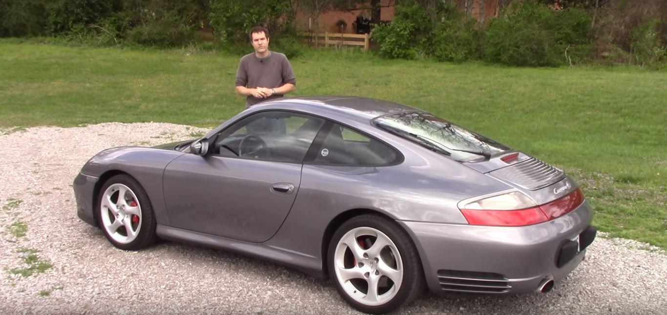Doug Demuro Hoons A Porsche 911 Dismisses 996 Generation