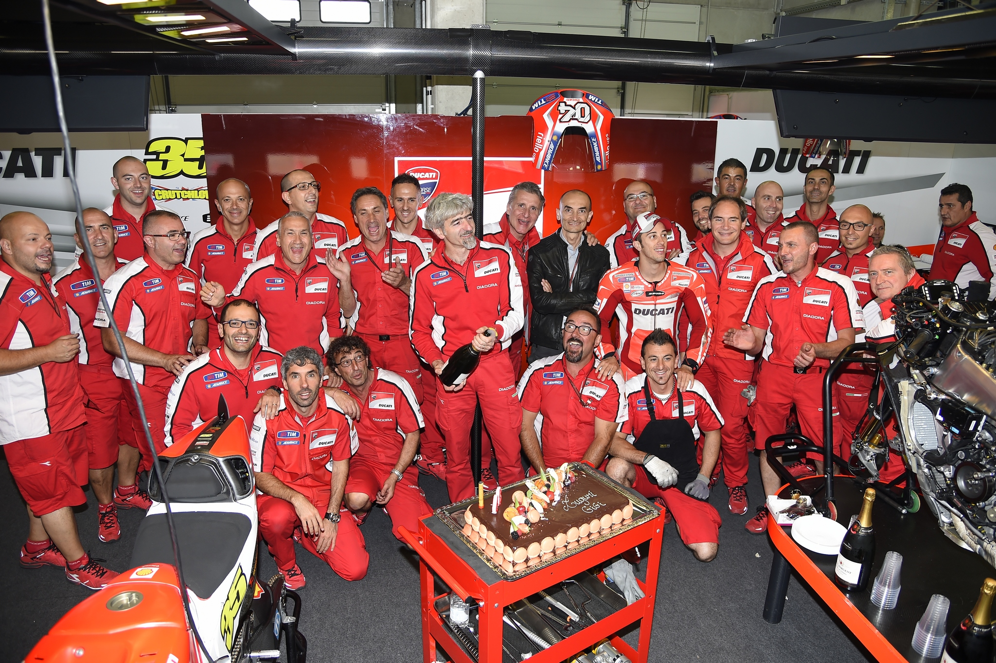 Dovizioso, Crutchlow, Iannone at Ducati, Hope for Much Better New MotoGP Bike - autoevolution