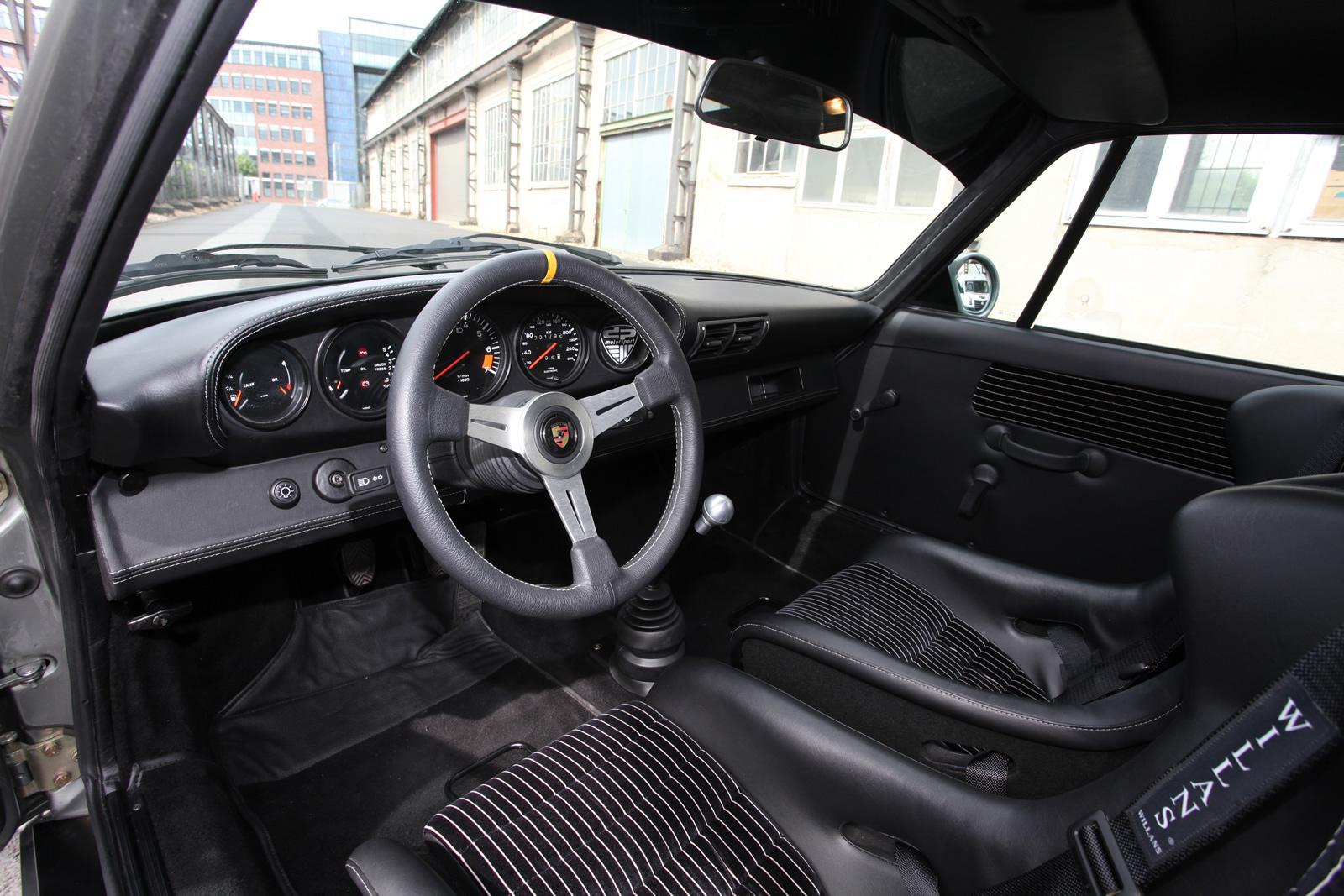 Dp Motorsport Rebuilds 1986 Porsche 911 Autoevolution