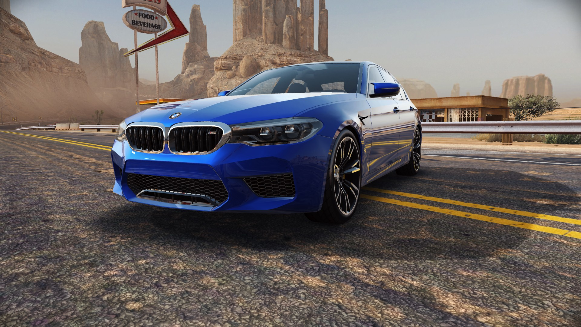 Drive The New Bmw M5 In Need For Speed No Limits Autoevolution