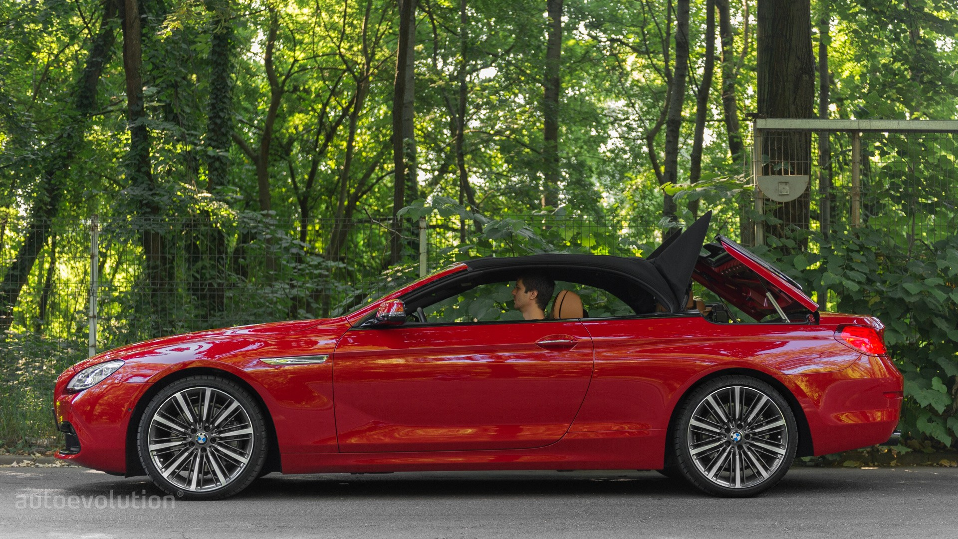 Driven 2016 Bmw 640d Xdrive Convertible Roundup