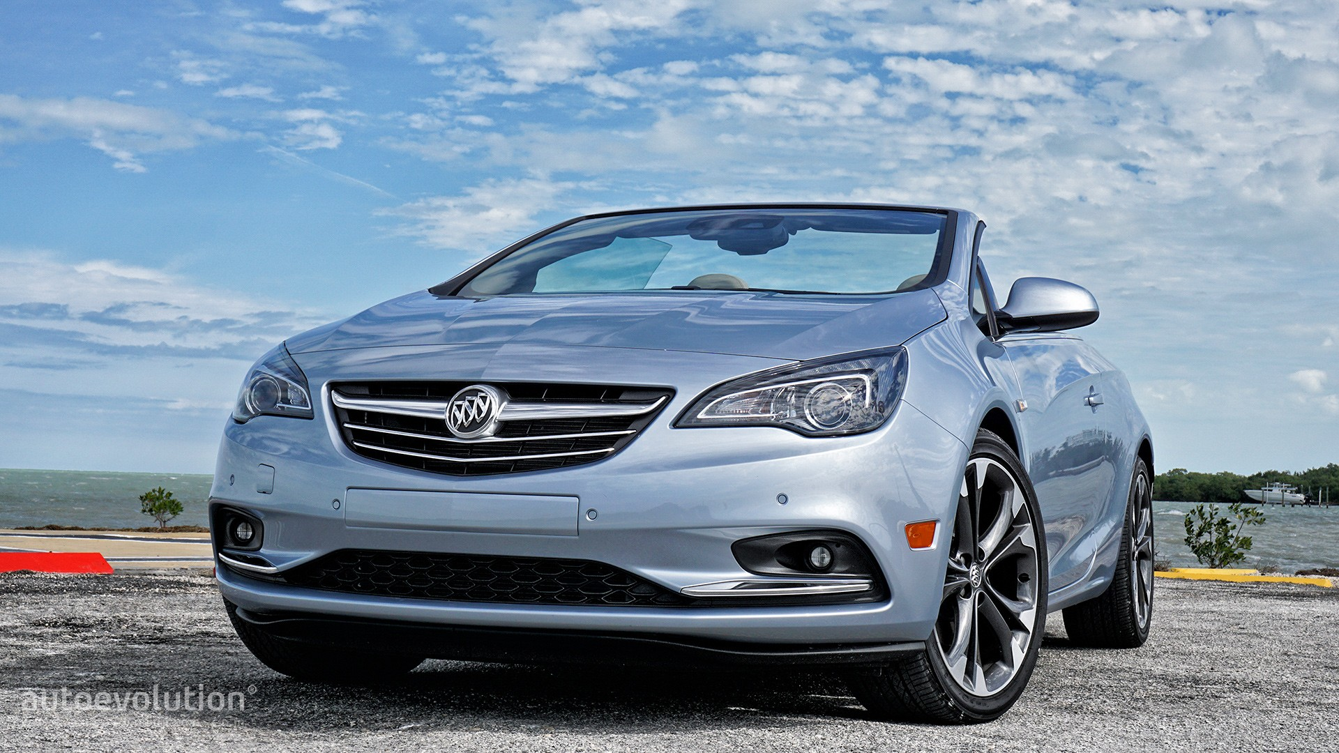 2016 Buick Cascada Confirmed For Detroit 2016 Buick
