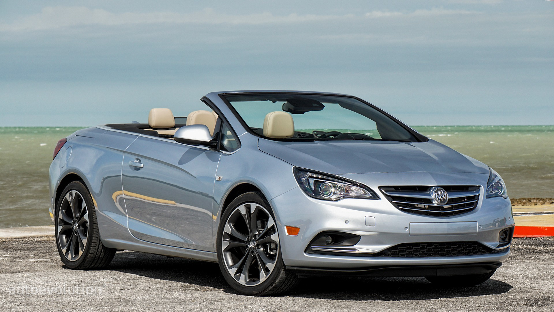driven 2016 buick cascada convertible autoevolution. Black Bedroom Furniture Sets. Home Design Ideas