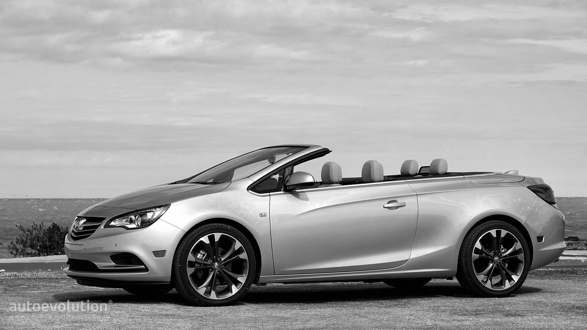 Driven 2016 Buick Cascada Convertible Autoevolution