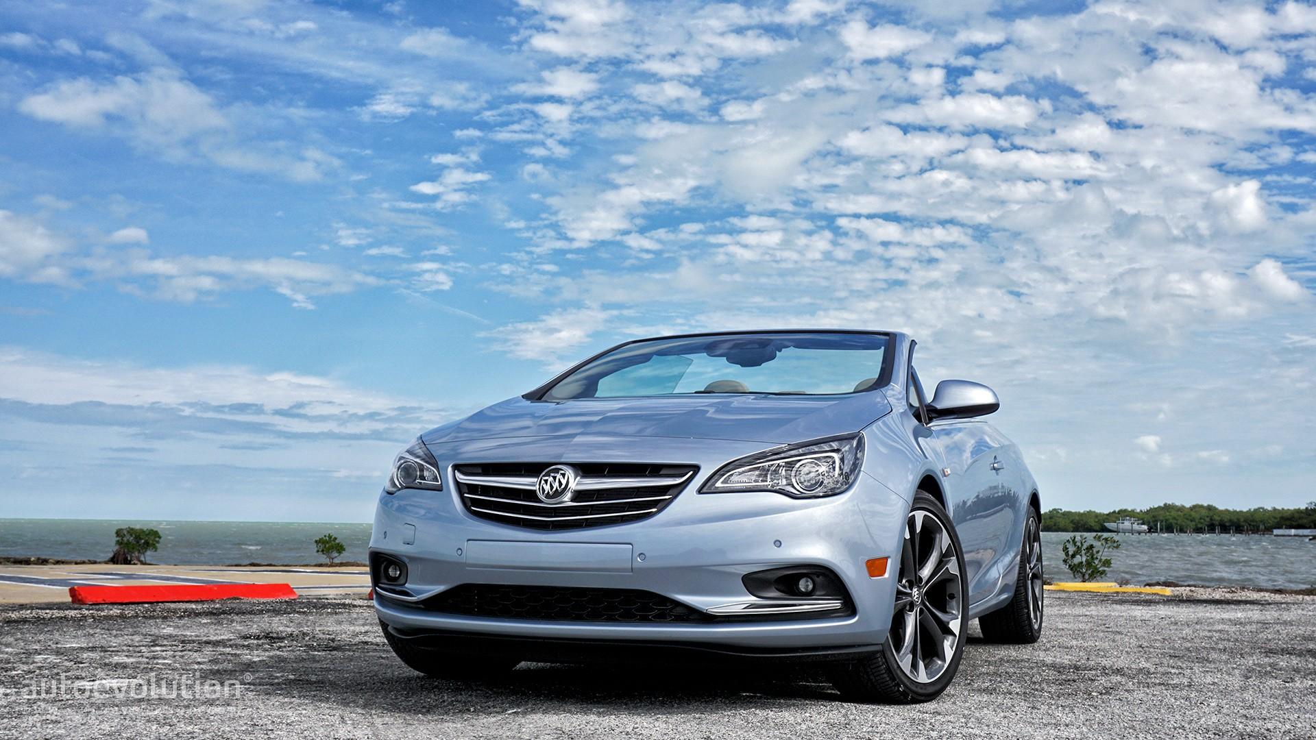 Ford Focus Rims >> Driven: 2016 Buick Cascada Convertible - autoevolution